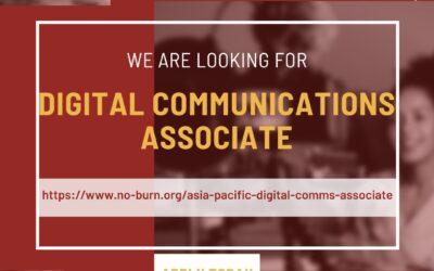 GAIA Asia Pacific is hiring! Asia Pacific Digital Communications Associate