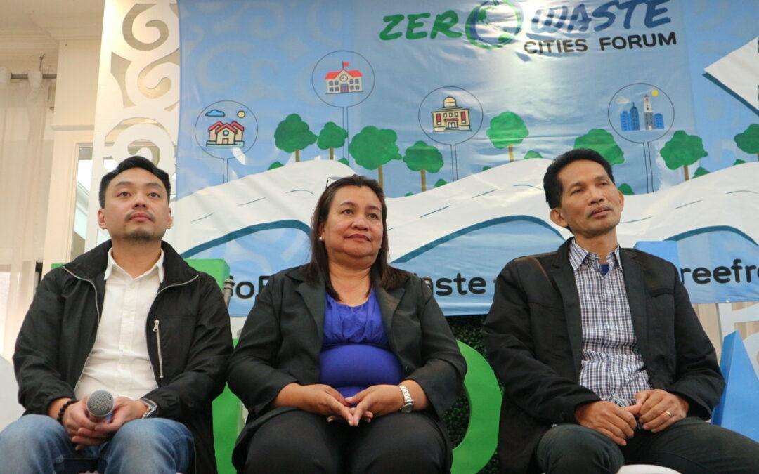"""Zero Waste Cities Forum"" gathers LGUs to take on plastic challenge"