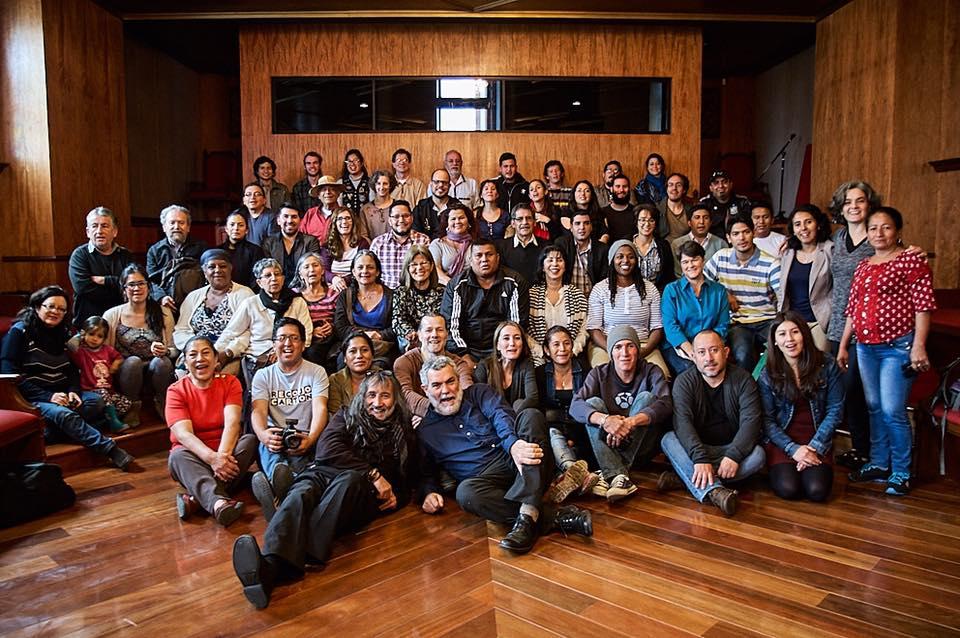 """Intensa semana de actividades de GAIA en Ecuador para """"pensar los residuos desde el sur"""""""