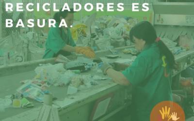 GAIA saluda a los recicladores del mundo en su día