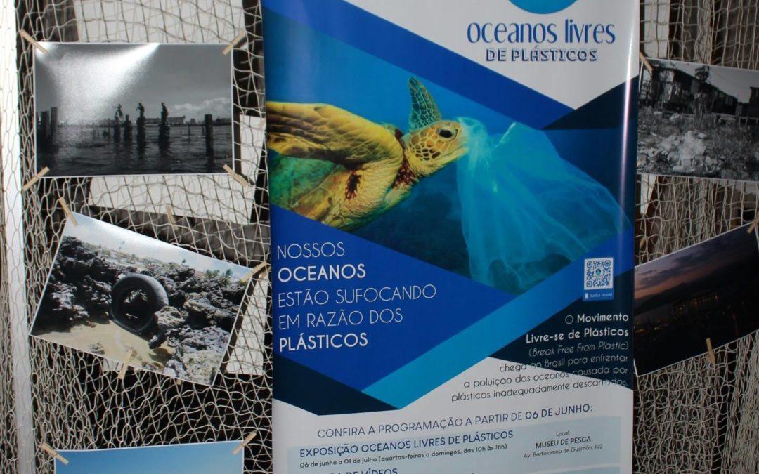 """Gran Acción por los Océanos en Brasil, 16 organizaciones firmaron Compromiso por un """"Movimento Livre-se de plásticos"""""""