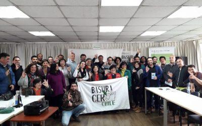 Alianza Basura Cero Chile Seminario Internacional y encuentros en el camino hacia Basura Cero