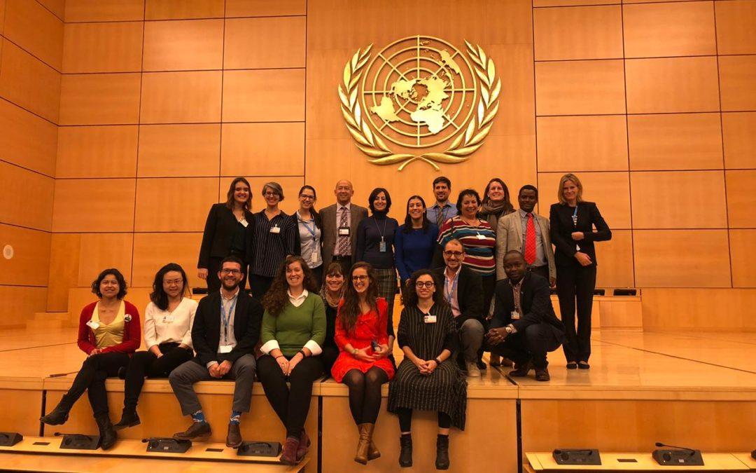 Representante de GAIA LAC participa en reunión de expertos en Asamblea de Naciones Unidas para el Medio Ambiente