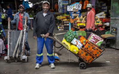 Durban's informal market street drives innovative zero waste solutions