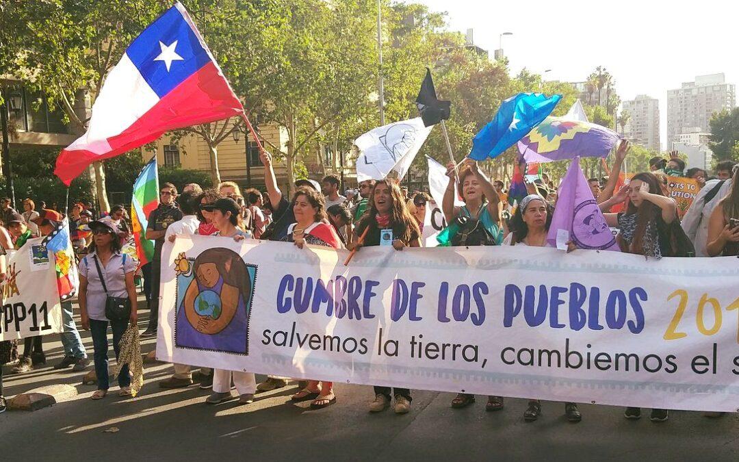Cumbre de los pueblos 2019: Basura Cero, una estretegia para resistir el extractivismo y por la justicia climática