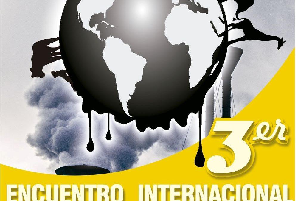 Tercer Encuentro Internacional contra la Incineración