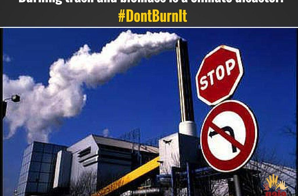 Incinerators Blocked / Closed, U.S. & Canada, 2012-2017
