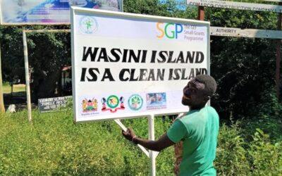 On the front lines of zero waste islands – 'Taka ni mali designers'