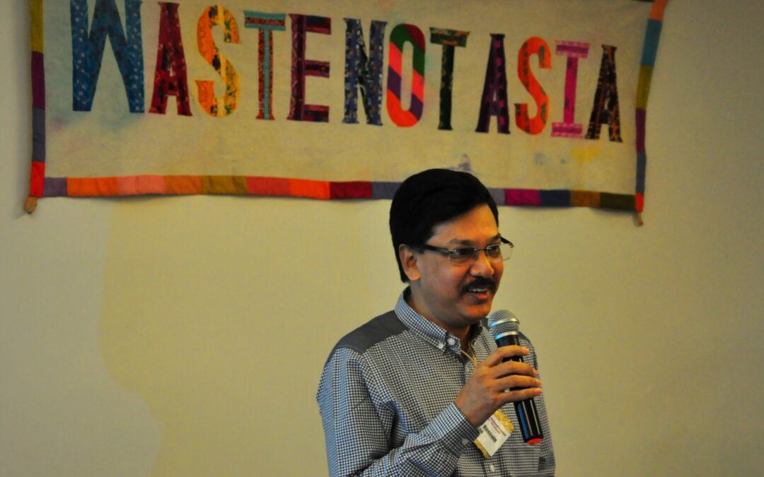 Founding Member: Shahriar Hossain, ESDO
