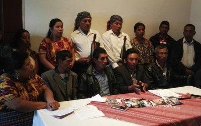 Ataque a líderes comunitarios contra cementera deja 17 heridos en Guatemala – Miembros de GAIA contactan a Embajadas
