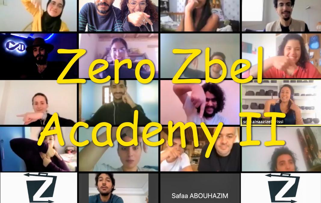 Zero Zbel Academy II