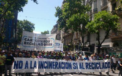 Argentina: Decenas de organizaciones y personas rechazan la incineración en Capital Federal