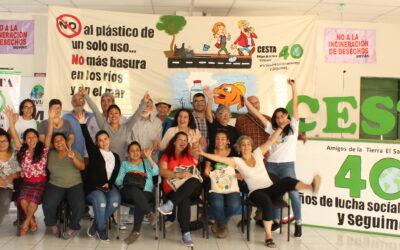 Concluye reunión contra cementeras y por basura cero en El Salvador