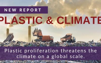 Nuevo reporte sobre el impacto Ambiental global del plástico revela daños severos sobre el medio ambiente