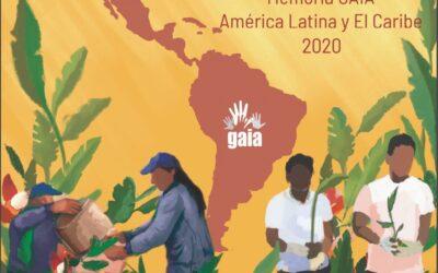 Memoria GAIA América Latina y el Caribe 2020