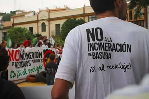 No al incinerador en México! No incinerator in Mexico!