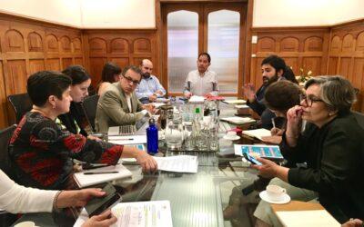 Comienza Misión Internacional de Observación sobre la situación de Derechos Humanos en Chile