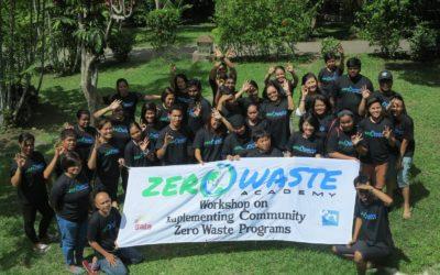 Zero Waste Academy Produces First Batch of Graduates