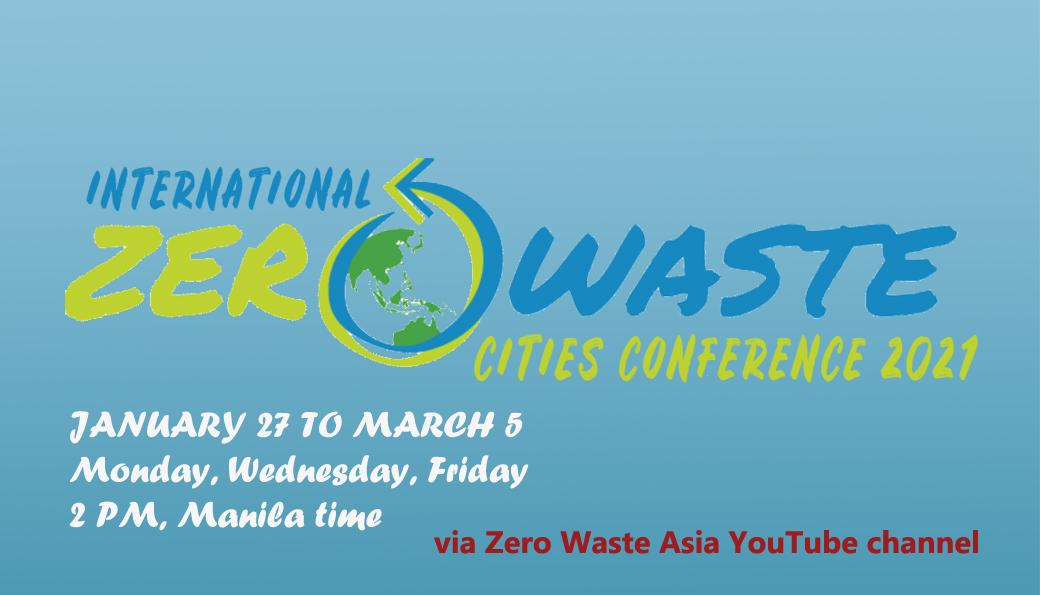 International Zero Waste Cities Conference 2021