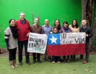 Destacados exponentes transmitieron prinicipios de basura cero en seminarios y conversatorios Chile
