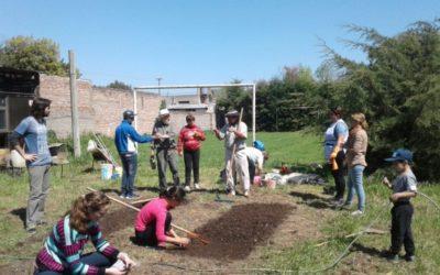 Promoción del compostaje domiciliario: El primer ejemplo de uso de microfondos