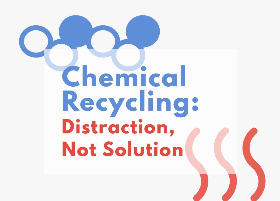 Reciclaje químico: ¿solución milagrosa o venta de humo?