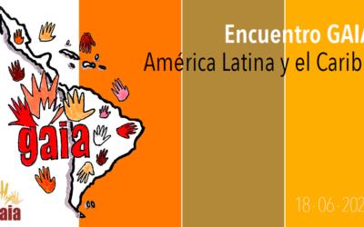 Encuentro virtual GAIA América Latina y El Caribe Junio 2020