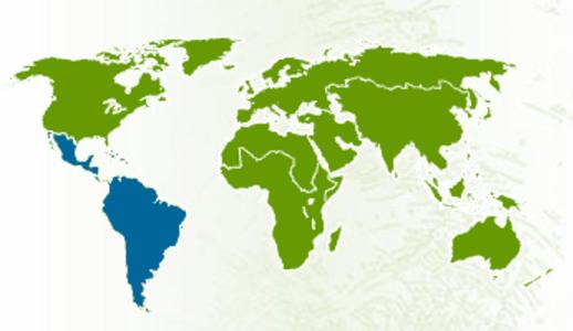 GAIA in Latin America and the Caribbean